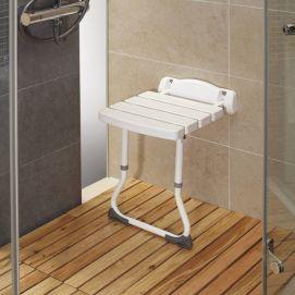 Stratpontin de douche à pied Mayotte en situation