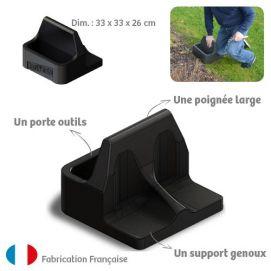 Repose genoux 2 en 1 facili'cube