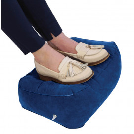 Coussin gonflable repos des jambes