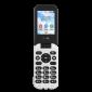 Doro 7030 téléphone Internet Noir ouvert