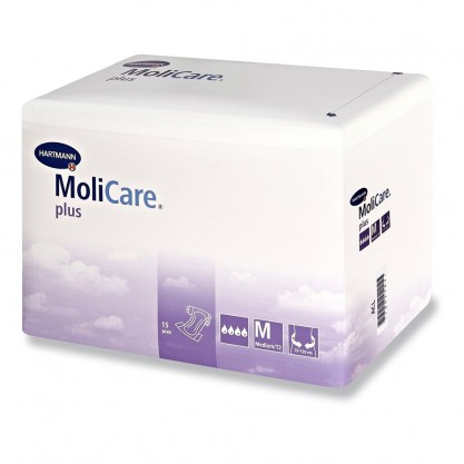 Changes complets Molicare Plus nuit Taille 2 M