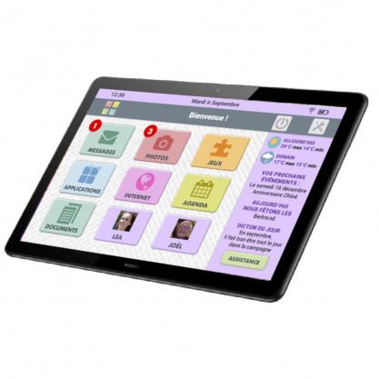 Tablette Facilotab Wifi en situation