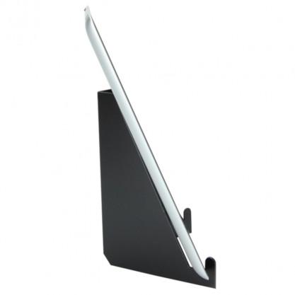 Support tablette noir posé situation
