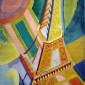"""Puzzle d'art 50 pces """"Tour Eiffel"""""""