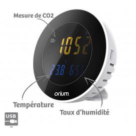 Mesureur de CO2 Quaelis 10