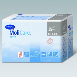 Molicare Premium soft - medium - sachet de 30