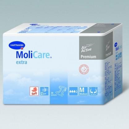 Molicare Premium soft - medium - sachet de 30