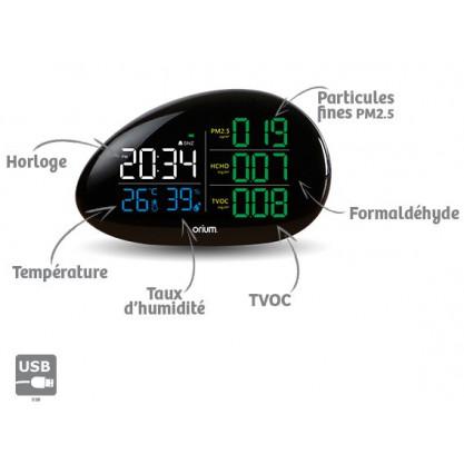 Mesureur Qualité air intérieur Quaelis 36