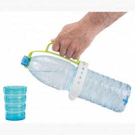 Poignée pour grandes bouteilles 1.5l - 2l en situation