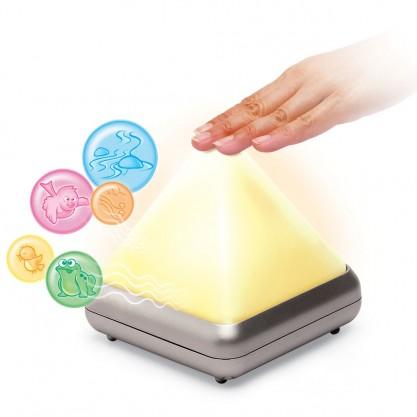 Petite lampe d'ambiance relaxante avec sons Lifemax activation