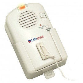 Détecteur de déplacement message vocal et alarme Lifemax