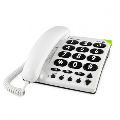 Téléphone à grosses touches Phone Easy 311c Doro