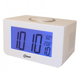 Réveil parlant radio-contrôlé grands chiffres Orium