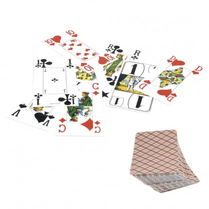 1 jeu de cartes très lisibles - Tarot Optic