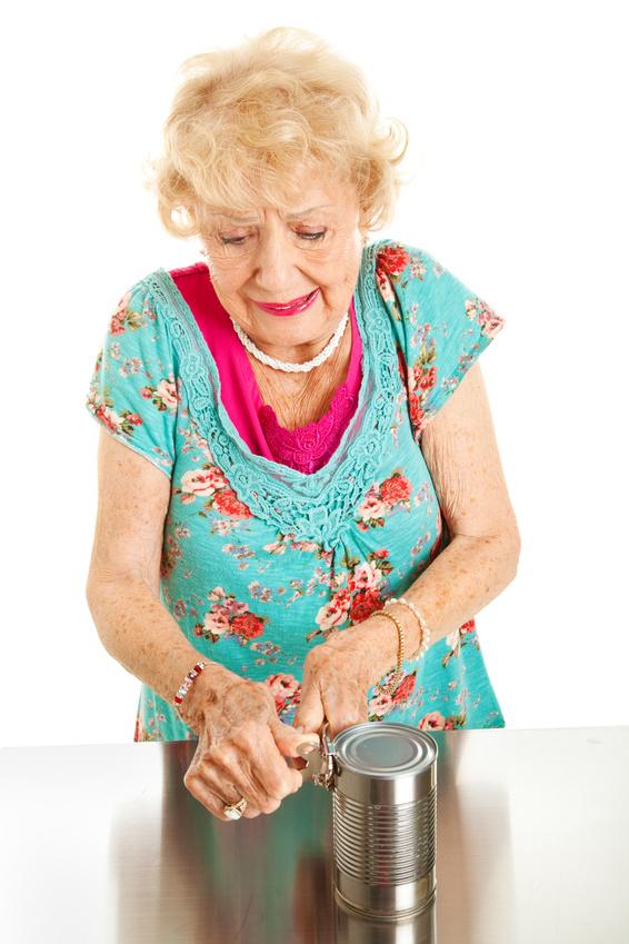 Ouvrir une boite de conserve les solutions pour seniors facilavi le blog - Ouvrir boite de conserve ...