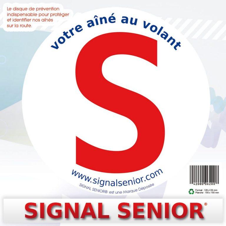 Macaron Signal Senior