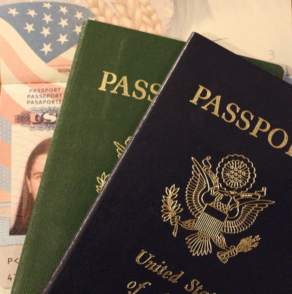 parmi les papiers administratifs importants: le passeport