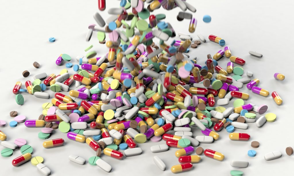 illustration surdosage de médicaments