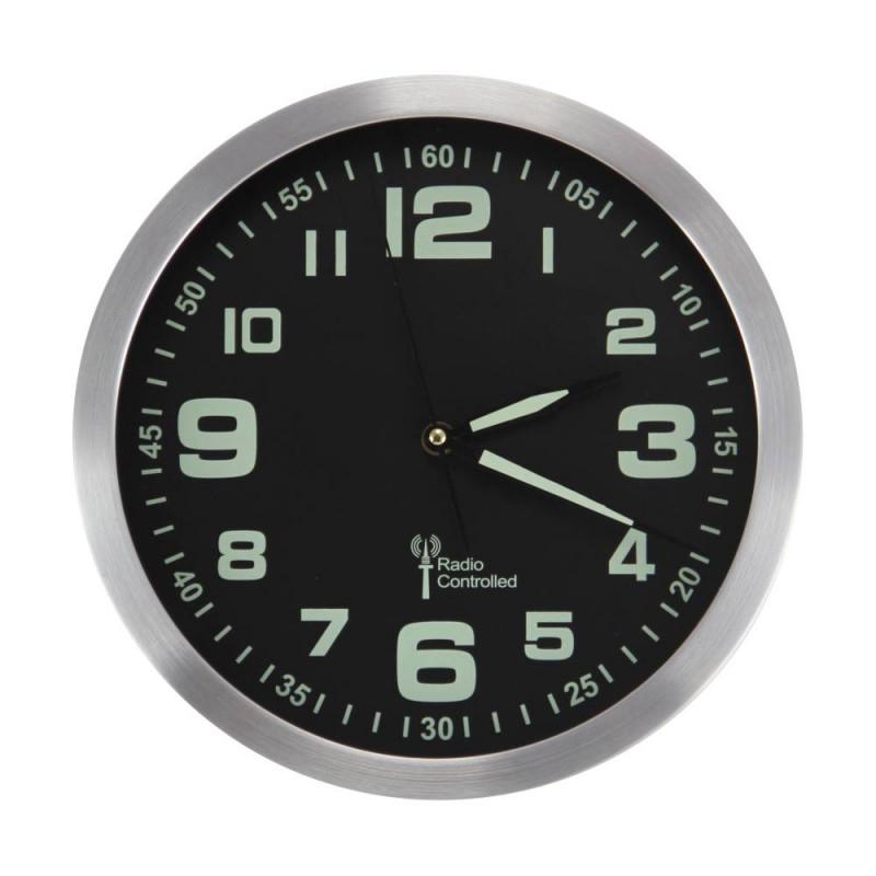 Horloge radio-contrôlée pour personne âgée