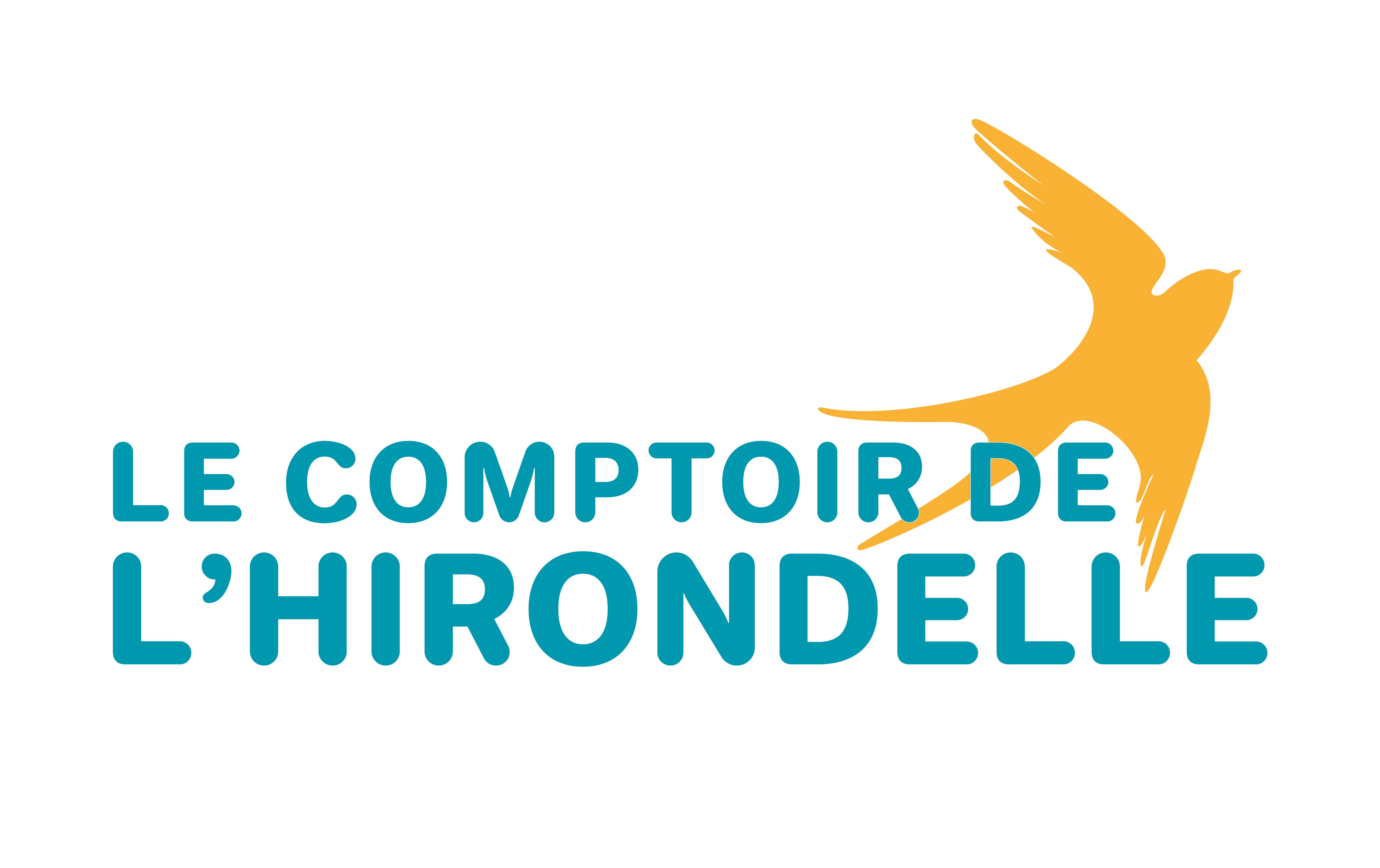 Logo Comptoir de l'hirondelle